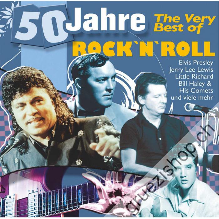 Diverse - 50 JAHRE - Rock'n Roll