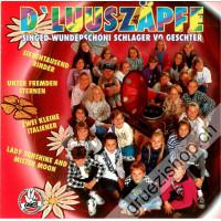 D'Luuszäpfe singed wunderschöni Schlager vo gester