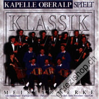 Kapelle Oberalp spielt Klassik