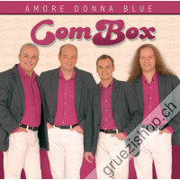ComBox - Amore donna blue