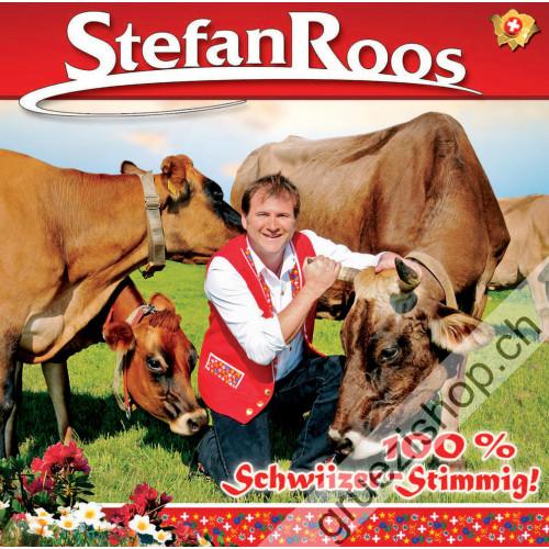 Stefan Roos - 100% Schwiizer-Stimmig!