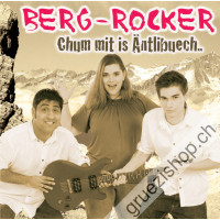 Berg-Rocker - Chum mit is Äntlibuech