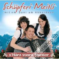Schüpferi Meitli mit em Dani - sHärz vun re Muetter