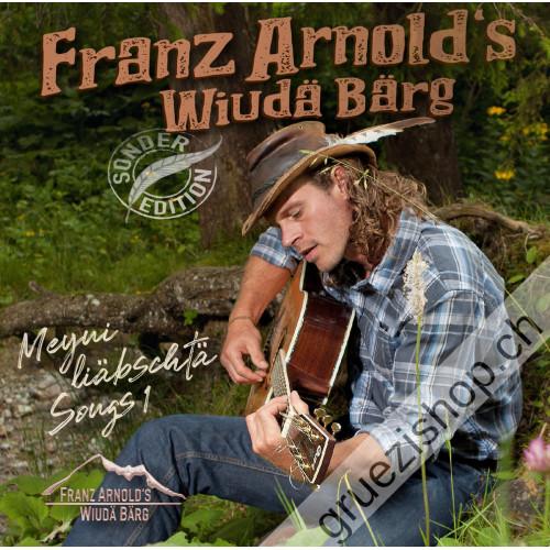 Franz Arnold's Wiudä Bärg - Meyni liäbschtä Songs 1