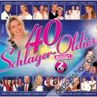 Mundart - 40 Schlager- und Volksmusik-Oldies