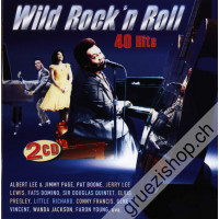 Wild Rock'n Roll - 40 Hits