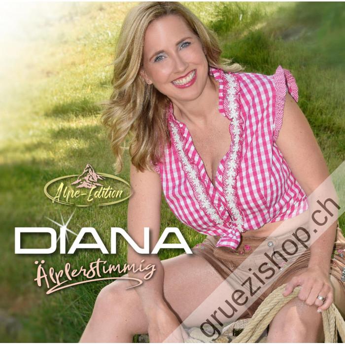 Diana - Älplerstimmig (Alpe-Edition)