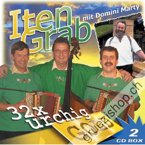 Iten-Grab mit Domini Marty - Gold
