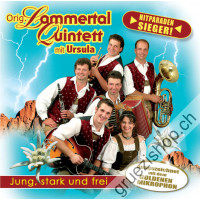 Original Lammertal Quintett mit Ursula - Jung, stark und frei