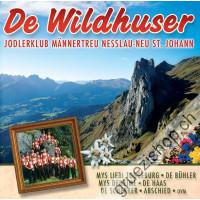 Jodlerklub Männertreu, Nesslau-Neu St. Johann - De Wildhuser