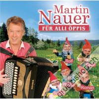 Martin Nauer - Für alli öppis