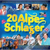 20 Alpe-Schlager