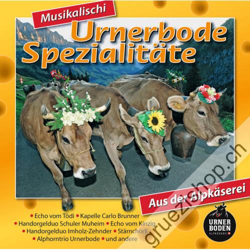 Diverse - Urnerbode Spezialitäte