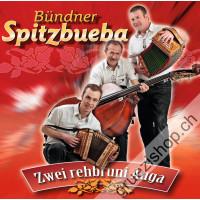 Bündnerspitzbueba - Zwei rehbruni Auga