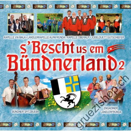 Diverse - s'Bescht us em Bündnerland 2