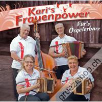 Kari's Frauenpower - Für's Örgelerhärz