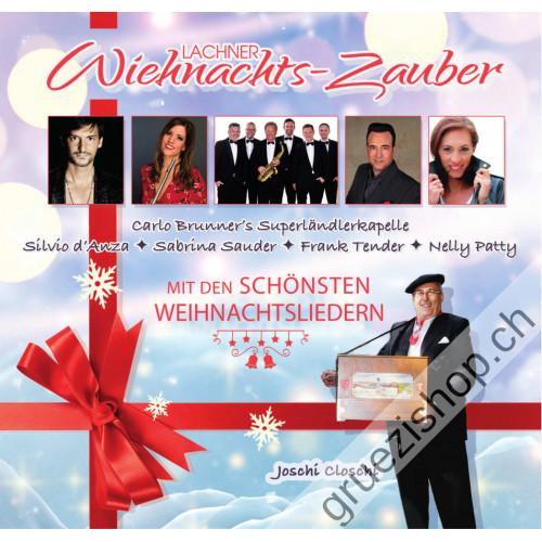 Diverse - Lachner Wiehnachts-Zauber - Mit den schönsten Weihnachtsliedern (2019)