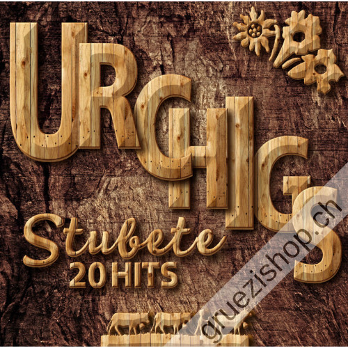 Diverse - Urchigs Stubete (20 Hits)