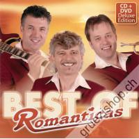 Romanticas - Best Of (DC/DVD)