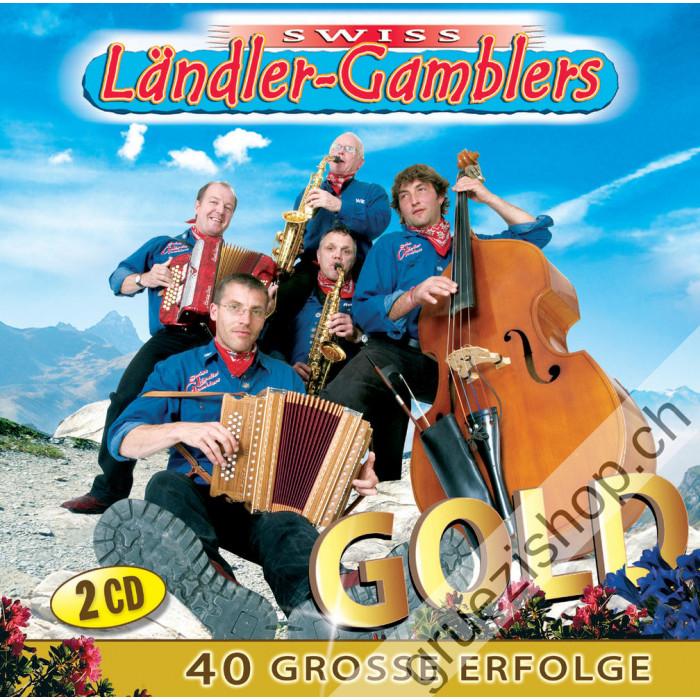 Swiss Ländler Gamblers SLG - Gold - 40 Grosse Erfolge