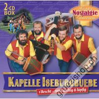Kapelle Iseburgbuebe - s'Bescht - 100% urchig & lüpfig