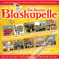 Die Beschte Blaskapelle - Made in Switzerland