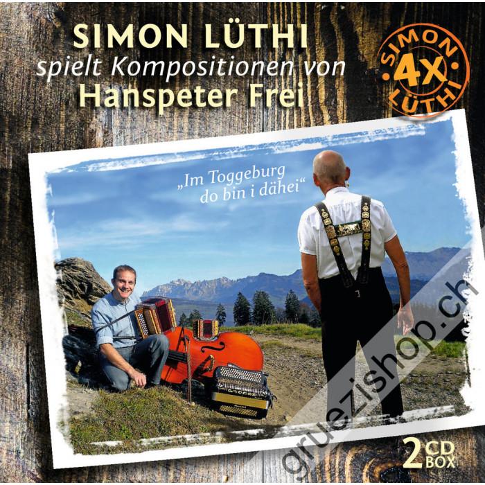 Simon Lüthi - spielt Kompositionen von Hanspeter Frei