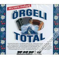 Örgeli Total - Folge 1 (4-CD Box)