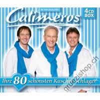 Calimeros - Ihre 80 schönsten Kuschel-Schlager (4-CD Box)