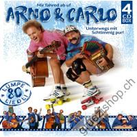 Arno & Carlo - 80 Lumpeliedli