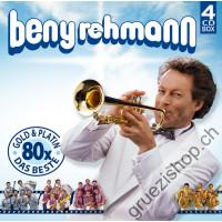 Beny Rehmann - 80x Das Beste - Gold & Platin