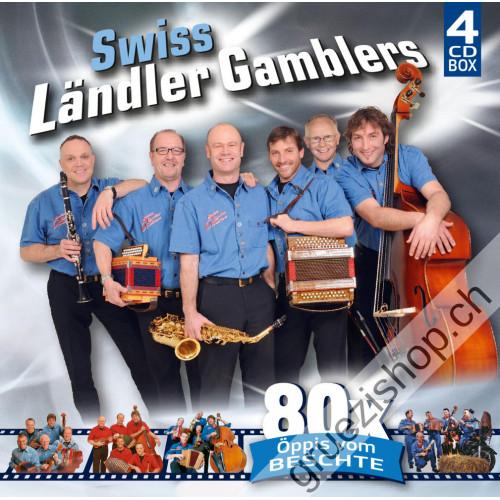 Swiss Ländler Gamblers - 80x Öppis vom BESCHTE