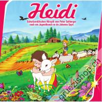 Heidi - Schwiizerdütsches Hörspiel