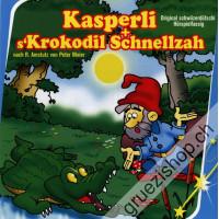 Kasperli + s'Krokodil Schnellzah (schwiizerdütsch)